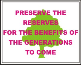 PRESERVE THE RESERVES FOR THE BENEFIT OF THE ....