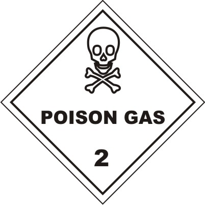 CLASS 2 : POISON GAS 2