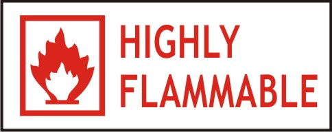 HIGLY FLAMMABLE