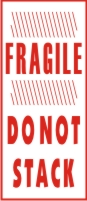FRAGILE DO NOT STACK