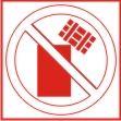 SYMBOL - DO NOT KEEP ON CORNER