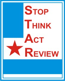 STAR ! STOP THINK ACT REVIEW